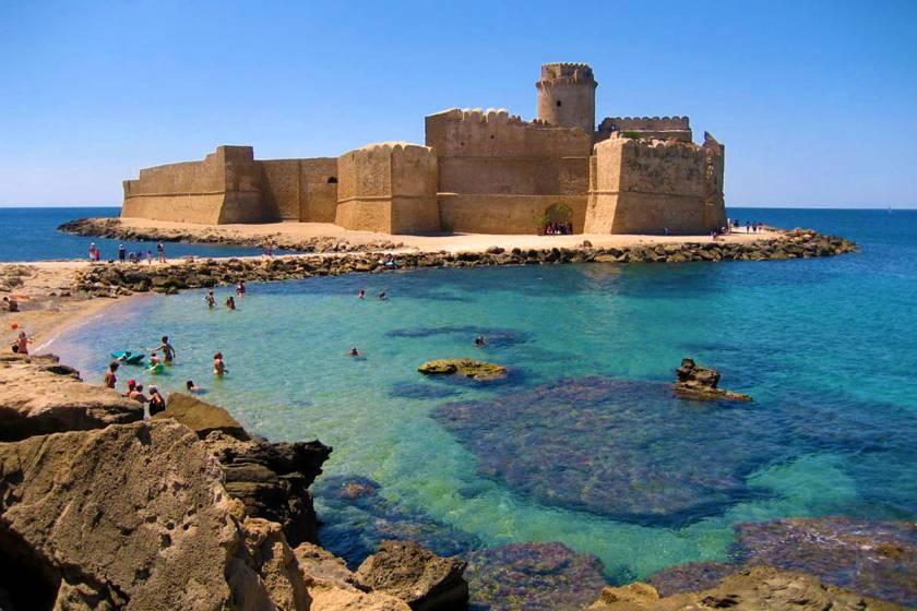 Cartina Della Calabria Ionica.Le Spiagge Piu Belle Della Calabria Dal Crotonese All Alto