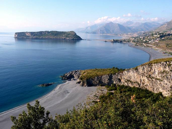 Calabria Costa Tirrenica Cartina.Le Spiagge Piu Belle Della Calabria La Costa Tirrenica Da Praia A Mare A Pizzo