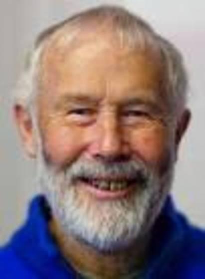Sir Chris Bonington, uno dei più celebri alpinisti britannici