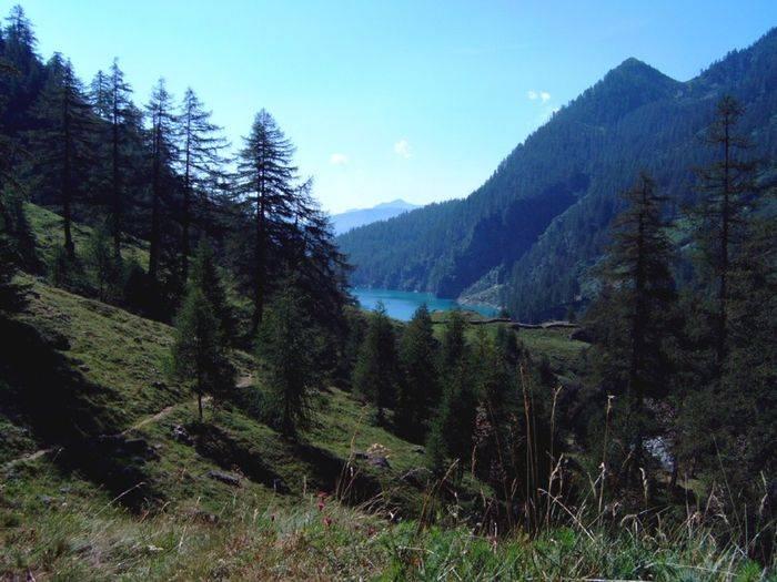 Lago Alpe dei Cavalli