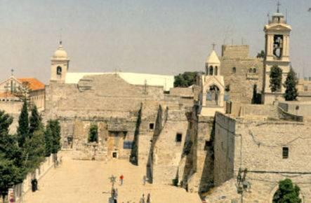 Palestina, i luoghi santi in rete