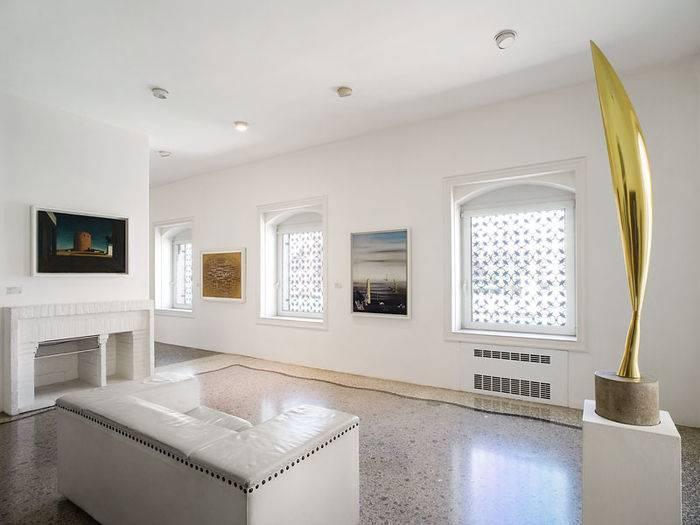 Guggenheim Venezia: Sala Brancusi