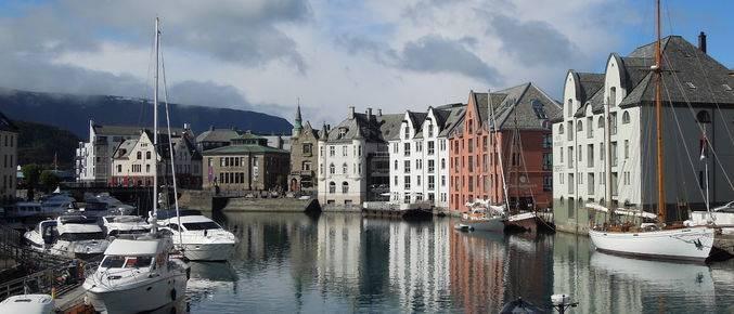 Norvegia da urlo