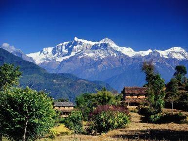 Quanto cresce il turismo in Nepal