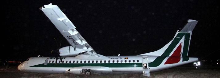 Alitalia, sicurezza in liquidazione?