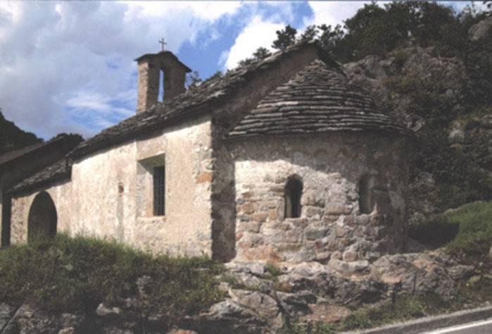 La chiesetta di S. Margherita
