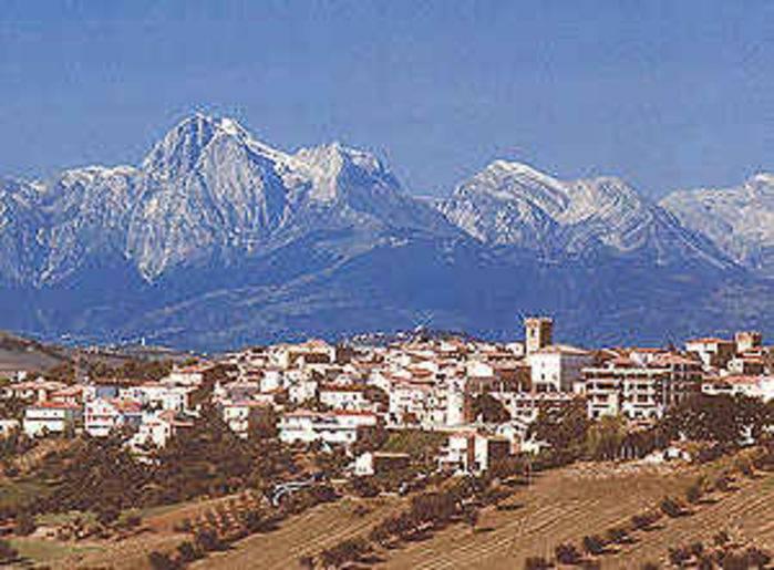 Il borgo di Mosciano