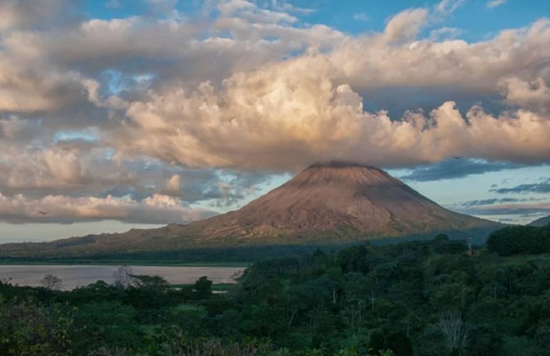 Costa Rica vulcano