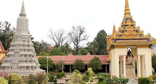 Nuovi collegamenti con la Cambogia