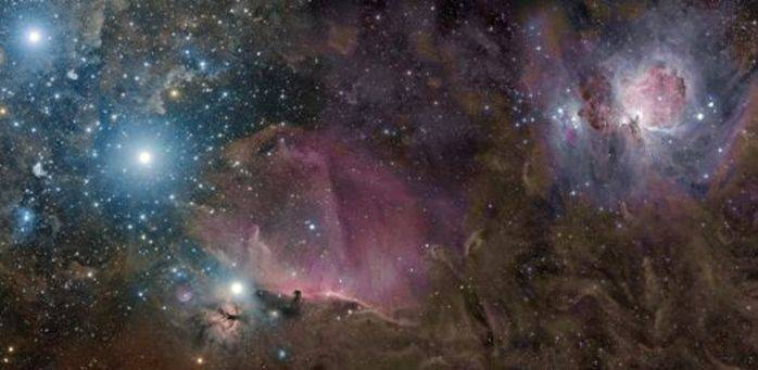 Orion Deep Wide Field by Rogelio Bernal Andreo (USA)