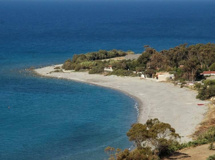 Le spiagge pi belle della calabria la costa dei - Immagini di spongebob e sabbia ...