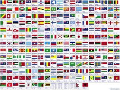 Un mondo di bandiere raccontate in un libro