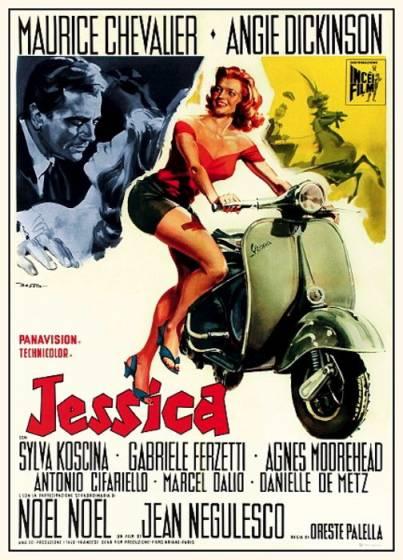 Jessica, 1961.