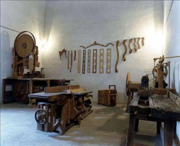 Museo etnografico della Romagna a Forlì