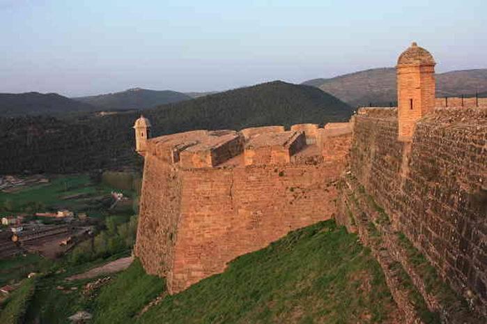 Il castello di Cardona