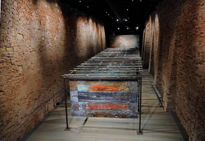 Fondazione Vedova Magazzini del Sale: Salt of the earth, Anselm Kiefer 2011