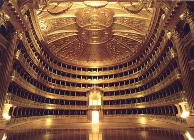 Il teatro alla Scala alla Villa Reale di Monza