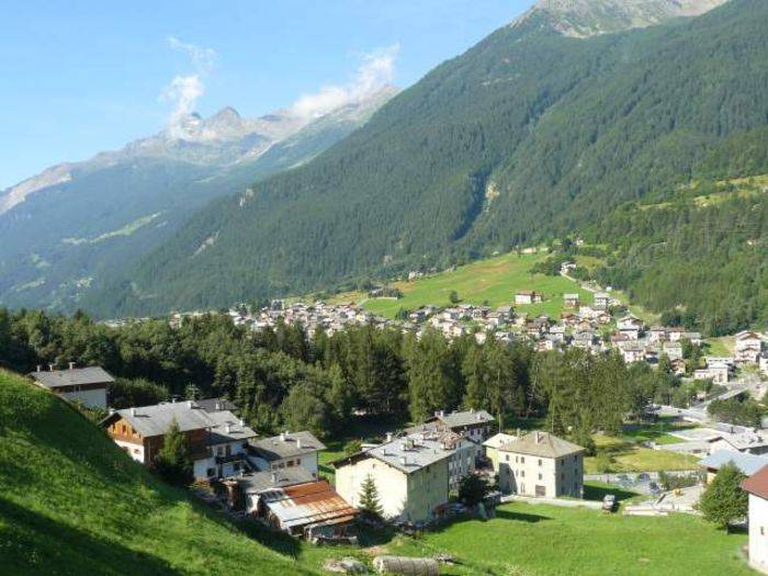 Valdisotto, in alta Valtellina