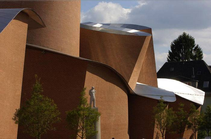 Il museo Marta a Herford