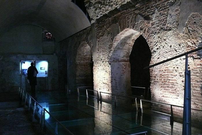 Le cisterne sotterranee del Varignano Vecchio @ R. Scialpi.