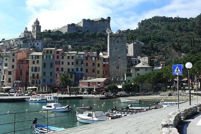 Vista di Portovenere @ R. Scialpi.