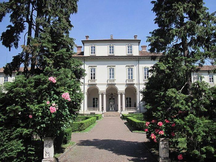 Villa Clerici.