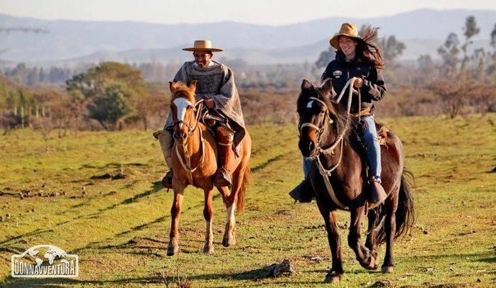 Grand raid 2012, prima settimana: a cavallo nella pampa cilena