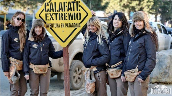 Le 5 Donnavventura sono arrivate alla fine del mondo: La Terra del Fuoco