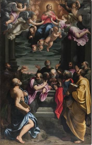 L'Assunzione della Madonna di Guido Reni