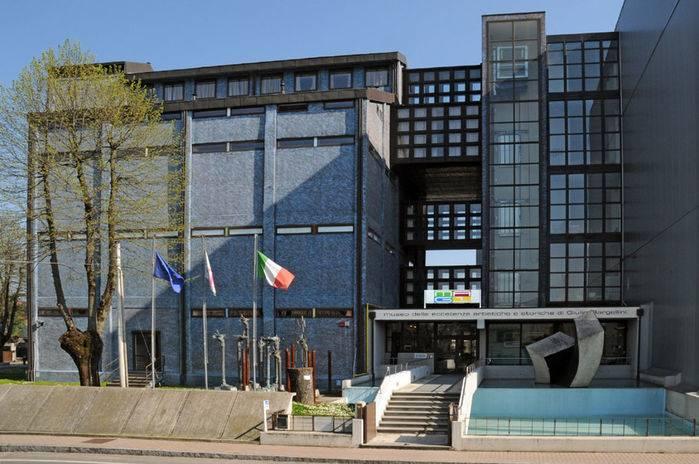 La sede del museo Magi '900 di Pieve di Cento