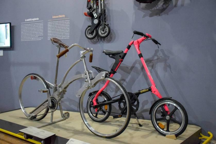 Bicicletta In Una Mostra A Napoli Duecento Anni Di Storia