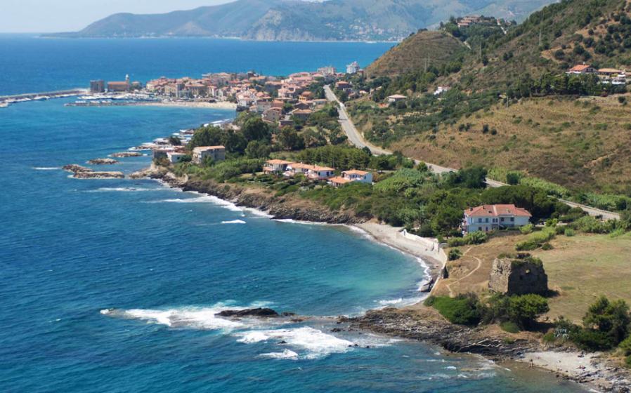 Cilento Cartina Geografica.Dieci Luoghi Da Non Perdere Nel Cilento In Campania