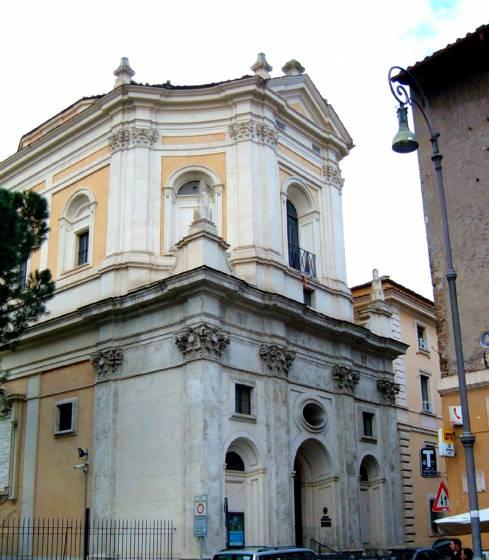 Sala Santa Rita, Roma.