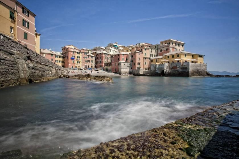Cartina Delle Spiagge Della Liguria.Liguria I Piu Bei Borghi Sul Mare