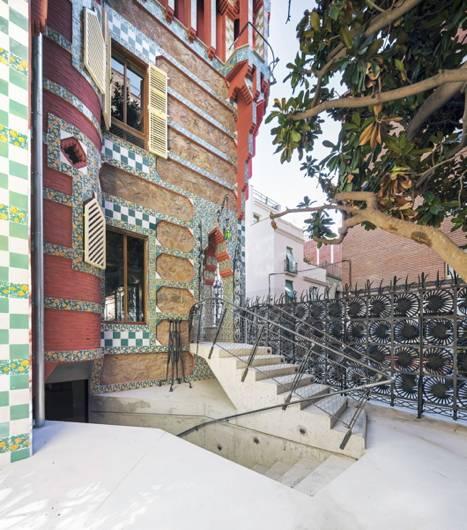 Casa Vicens, Barcellona foto di Pol Viladoms