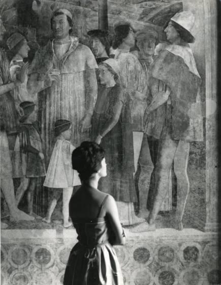 Le pi belle immagini dell 39 archivio fotografico touring a for Camera degli sposi immagini