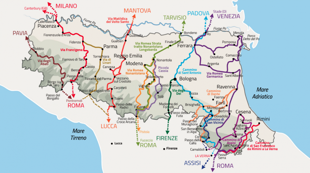 Cartina Muta Emilia Romagna.Emilia Romagna Lessons Blendspace