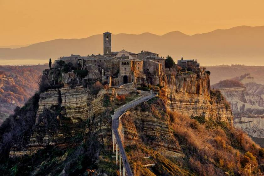 A cidade que está morrendo – Civita di Bagnoregio | Kuryala Viagens Blog