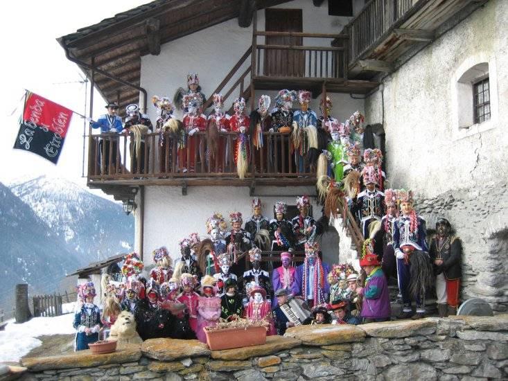 Carnevale di Etroubles (foto: Comune di Etroubles)