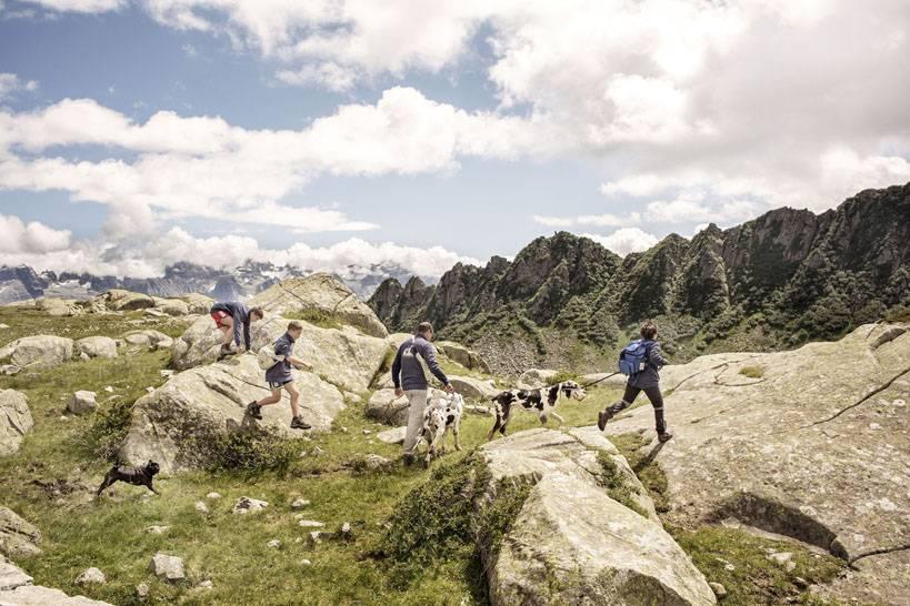 Trekking in famiglia - Foto di D. Lira