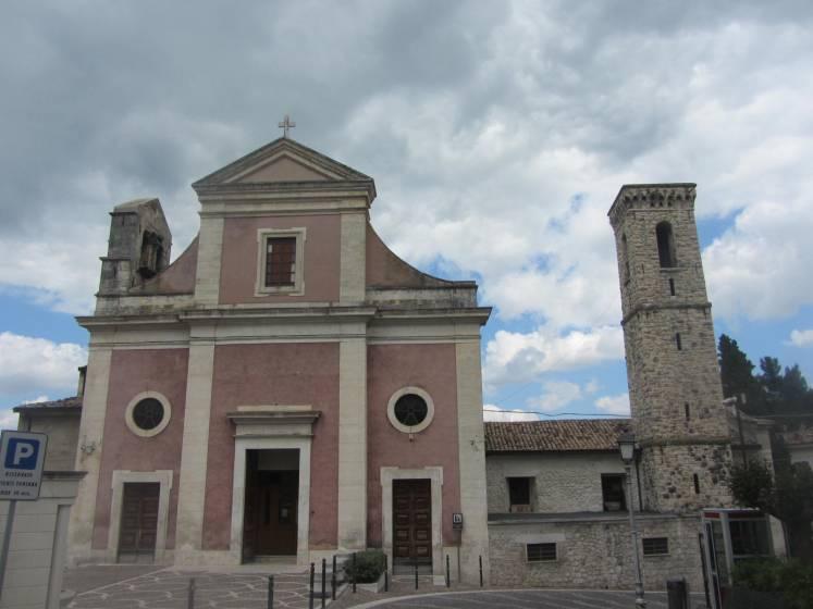Fara San Martino - Parrocchiale San Remigio - Archivio Touring Club