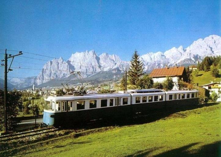 Treno delle Dolomiti: un progetto che è una sfida