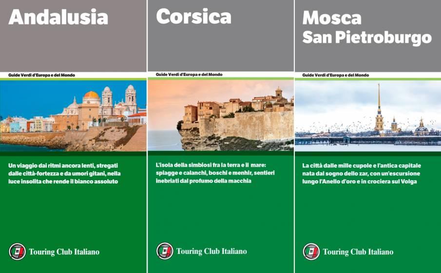 """Le """"nuove"""" guide verdi touring, perfette compagne di viaggio (4 di."""