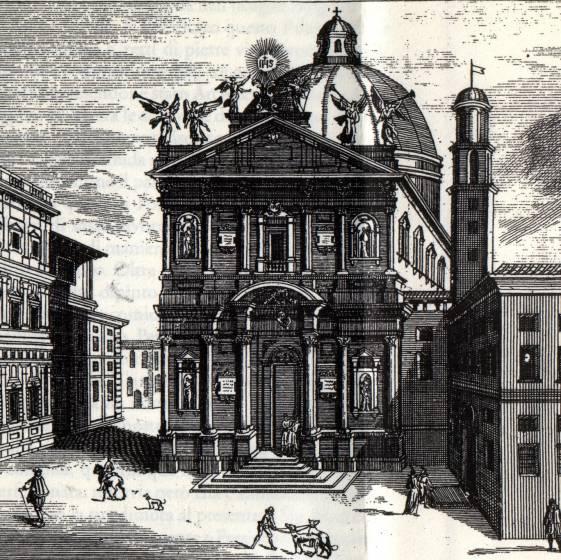 Chiesa di S. Fedele, Milano.