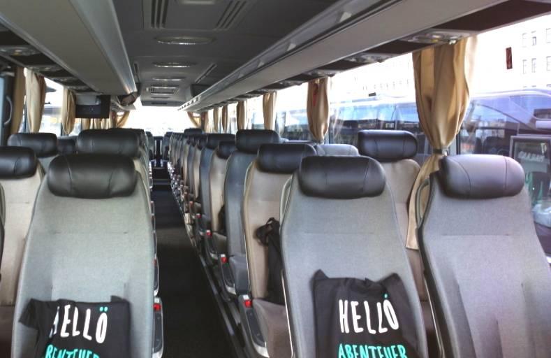 Turismo In Bus La Sfida Tra Le Compagnie Per Viaggi Hi