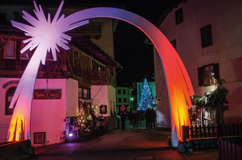 L'arco di Ossana - Ph Green Press Italy