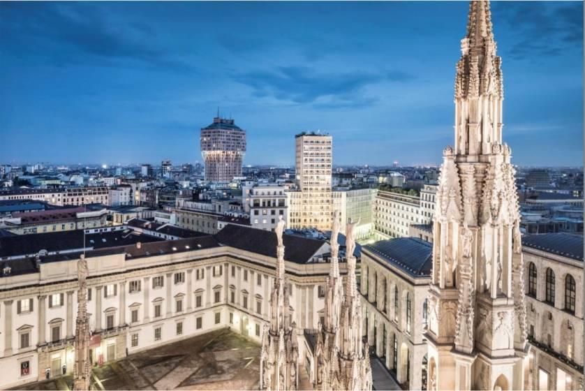 Immagine dal libro Milano, le ragioni di una visita.