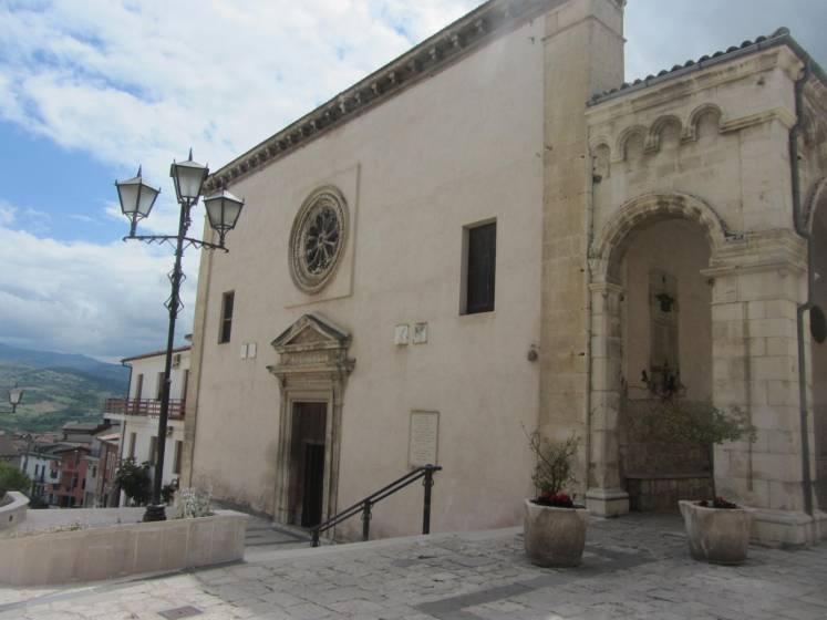 Lama dei Peligni - Chiesa SS. Nicola e Clemente - Archivio Touring Club