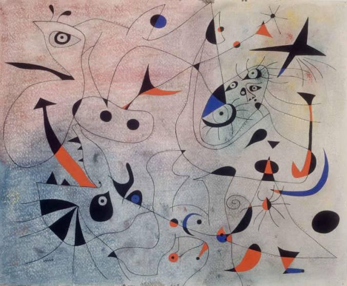 Joan Miró, L'Étoile du matin