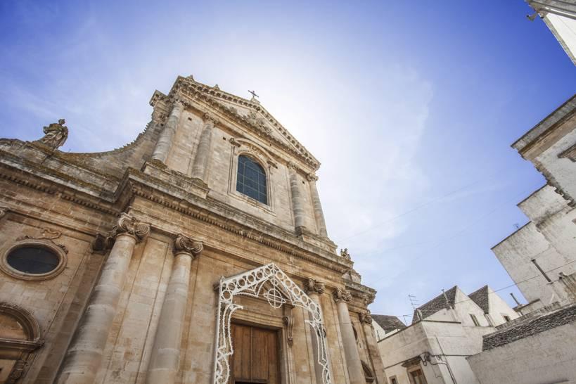 Locorotondo - Cattedrale (ph. Carlos Solito)